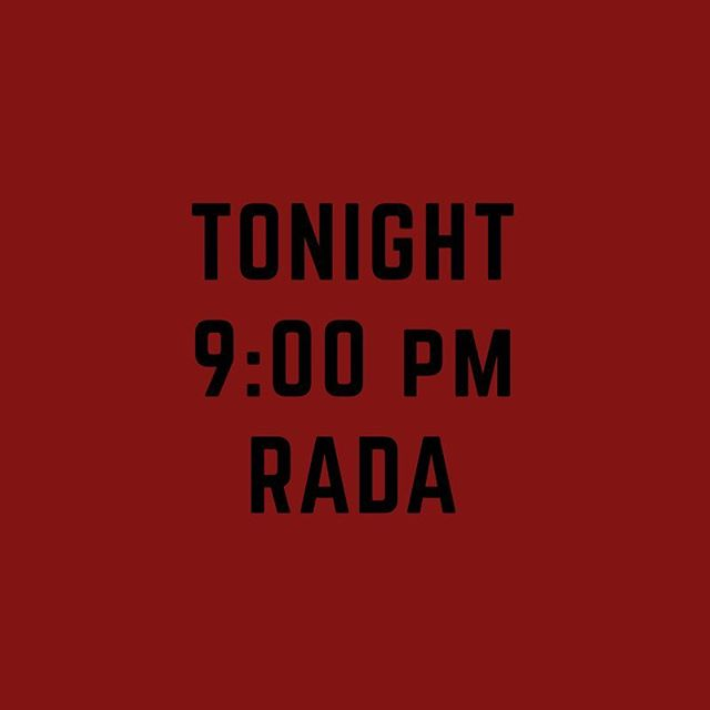 Tonight is your last chance to catch our macabre musical at #RADAFest! Join us for dinner in the Gielgud theatre at 9. 🥩🖤🎟 Some tickets still available via our website, #linkinbio. . . . . . #newwork #newwriting #rada #actorlife #emergingartist #whatson #londontheatre #broadwayworlduk #cannibal #arminmeiwes #musicaltheatre #madewithcanva