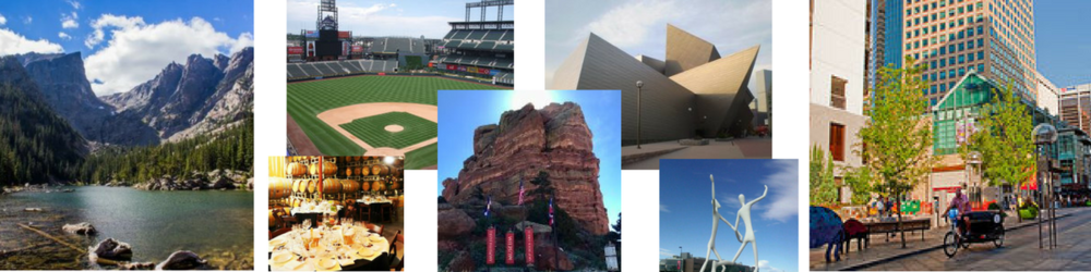 Whether you're into outdoor adventure or botanical gardens, indoor shopping or street fairs, art galleries or performing arts, fine dining or breweries, baseball or museums, the fine city of denver has you covered.     you'll find plenty to do while you're here. i  n fact, you may decide to add a few extra days to your trip to give you time to explore some of the many possibilities!