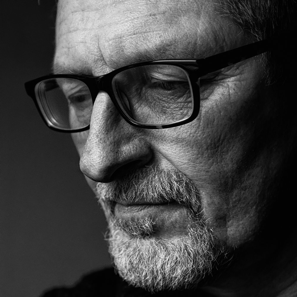 Mike Crawford, Self-portrait