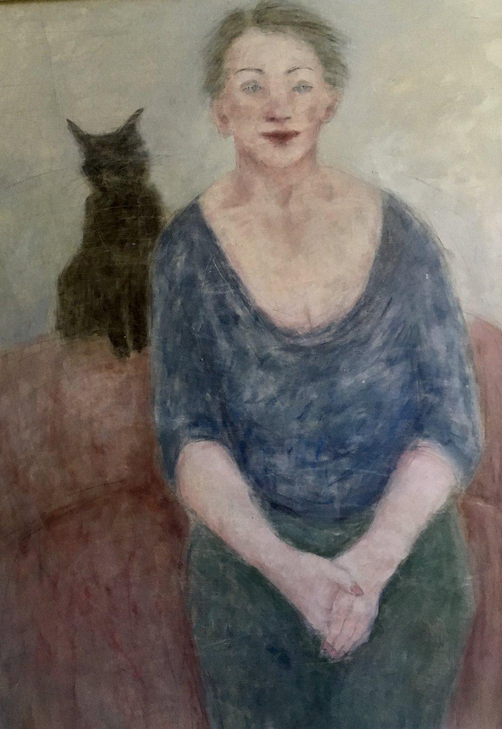 JOYCE GUNN CAIRNS, Companions