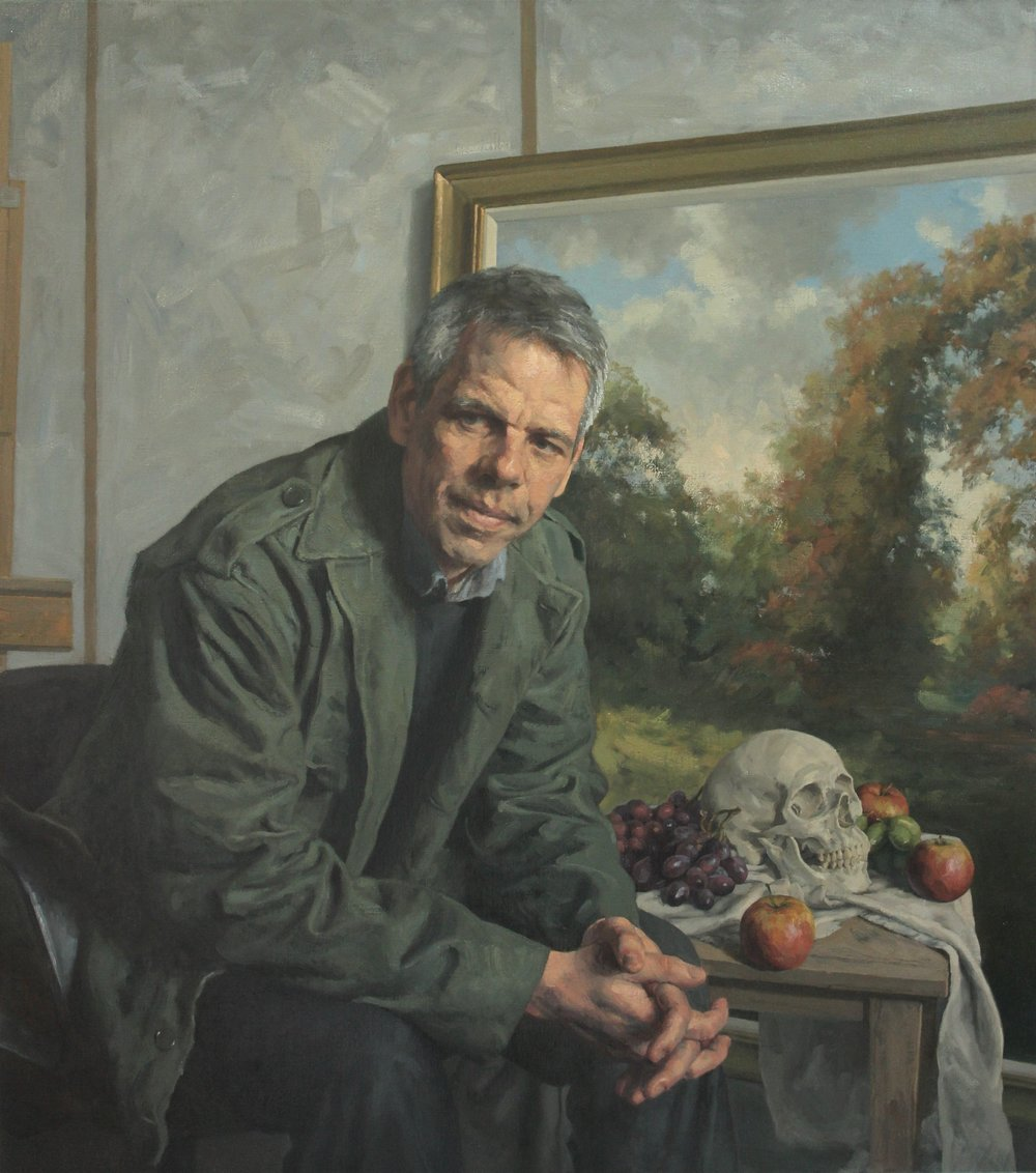 PAUL REID, Portrait of Tim