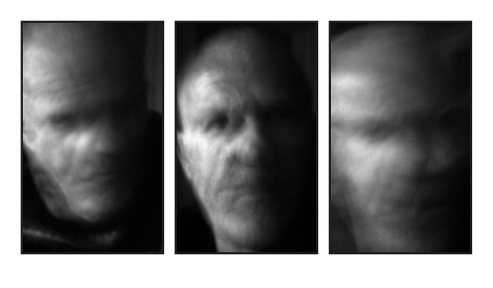 BRIAN CRAIG, Separation,  a pinhole triptych