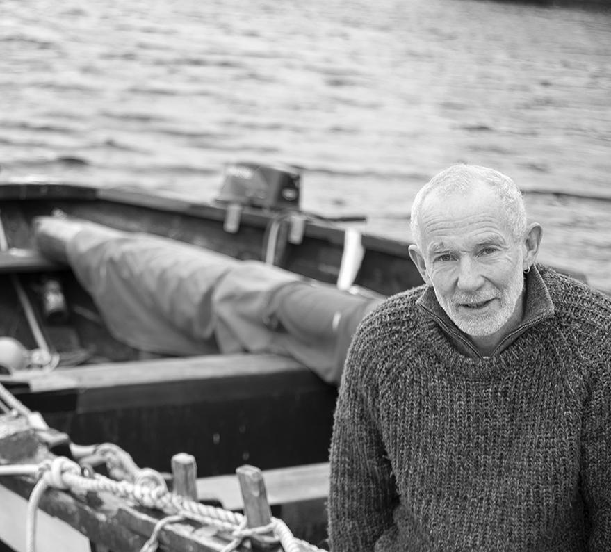ROBYN BRAHAM, Ian Stephen, Isle of Lewis