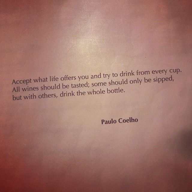 #Cheers to #life 🍾 #paulocoelho #london #uk