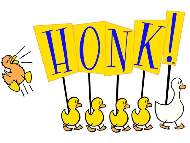 Honk! - Spring 20183rd - 5th Grade