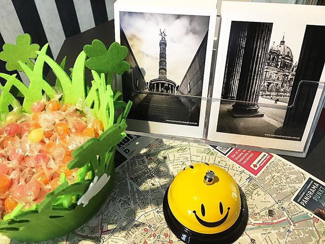 Do you know that we have free postcards for our guests? Grab them at the front desk! 🇩🇪❤️📷 #Berlin #Berlinhostel #hostelworld #berlinstagram #berlinstyle #berlinhotel #behappy #hostellife #hostel_diaries #hostel_fun #hostelliving