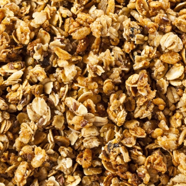 Grain free HONEY & Vanilla granola -