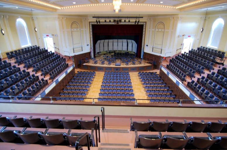 Cary Memorial Hall -