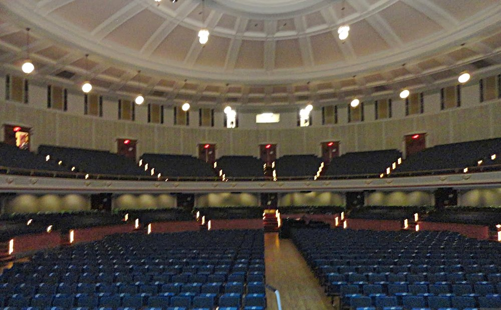 Lowell Memorial Auditorium -