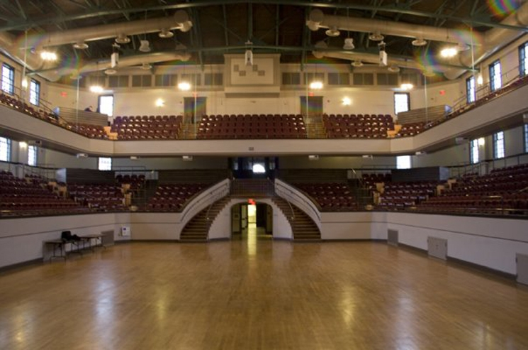 Plymouth Memorial Hall -