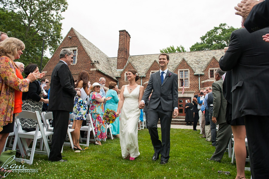 Mooresetown Community House Wedding