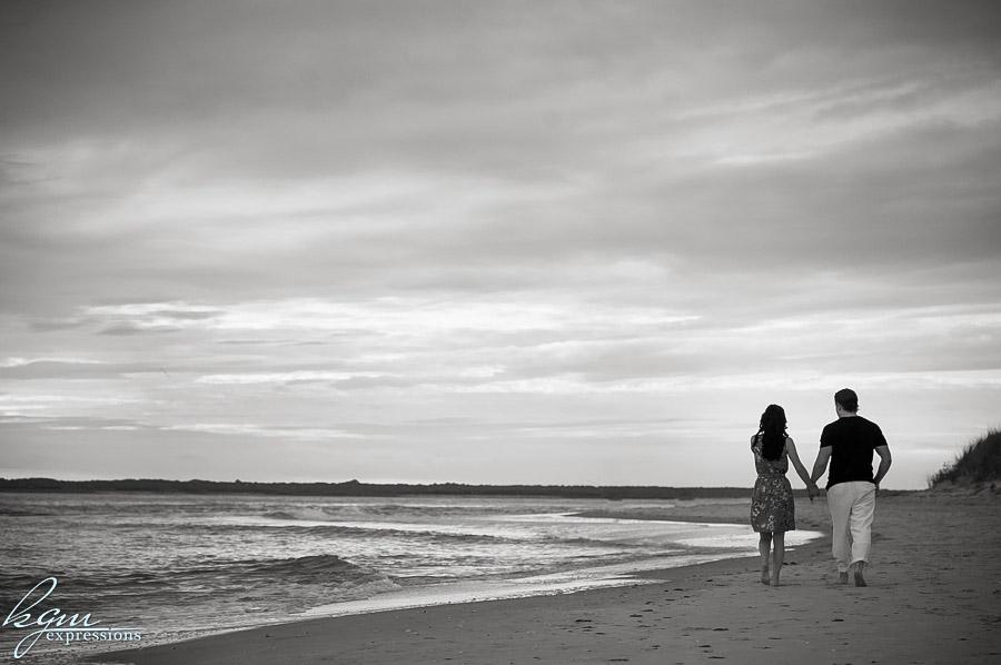 Sea Isle Engagement