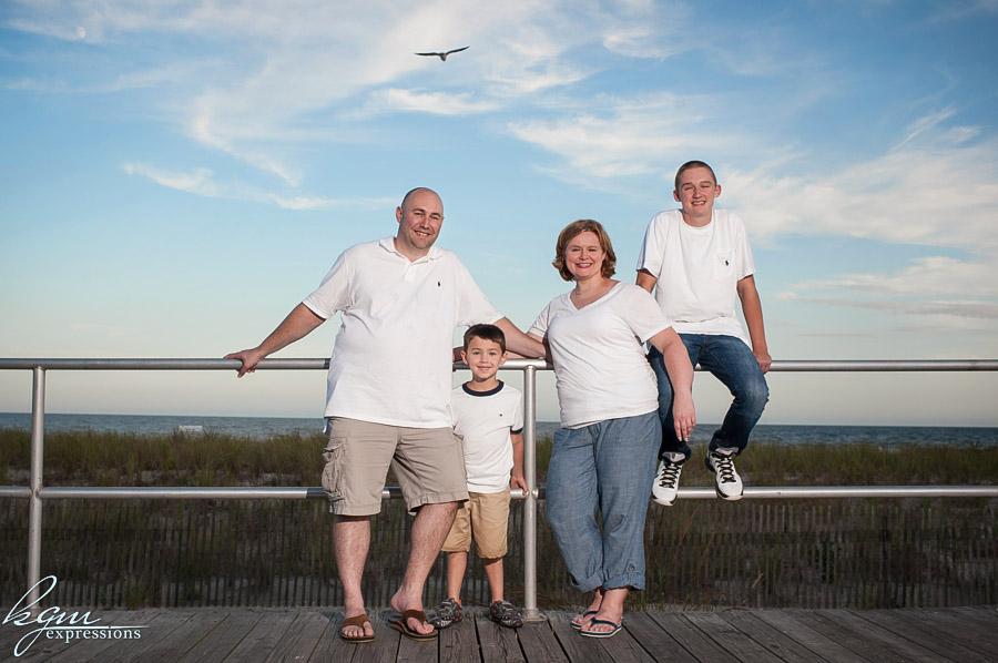 Ocean City Family