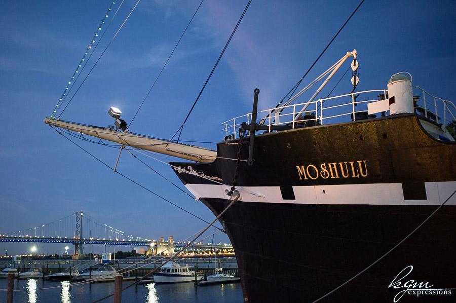 Moshulu Engagement