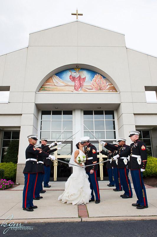 Mercer Oaks Wedding