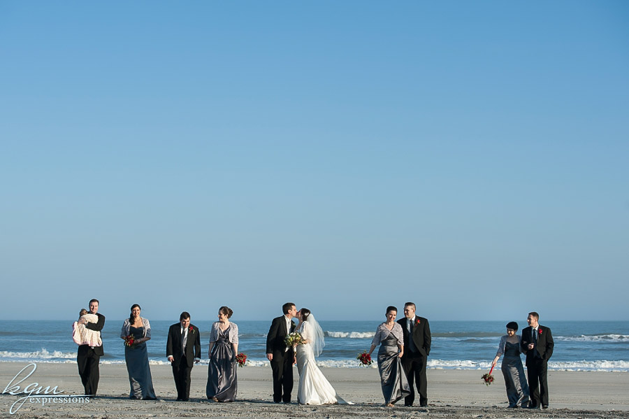 Dolce Seaview Wedding