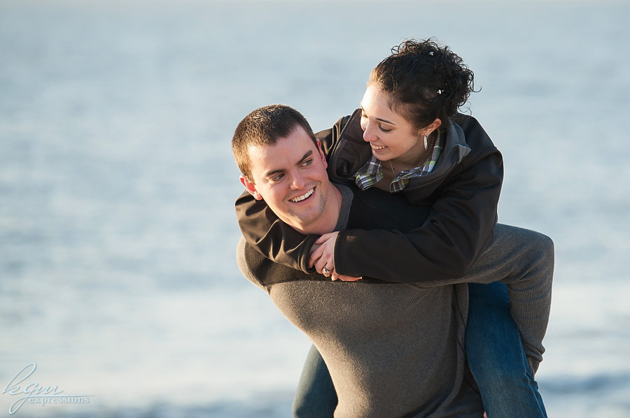Cape May Engagement
