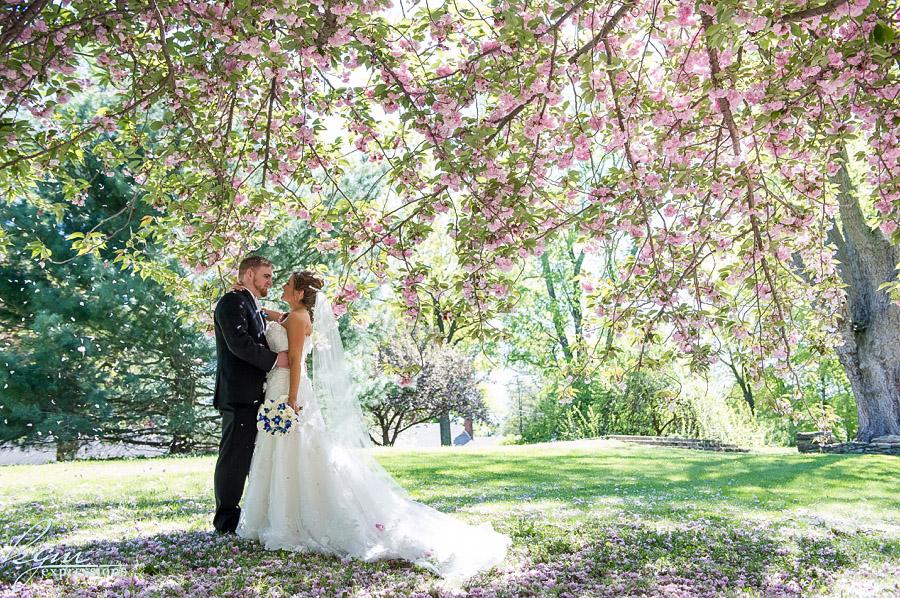 Cescaphe Ballroom Wedding
