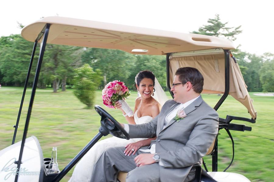 Eastlyn Golf Wedding