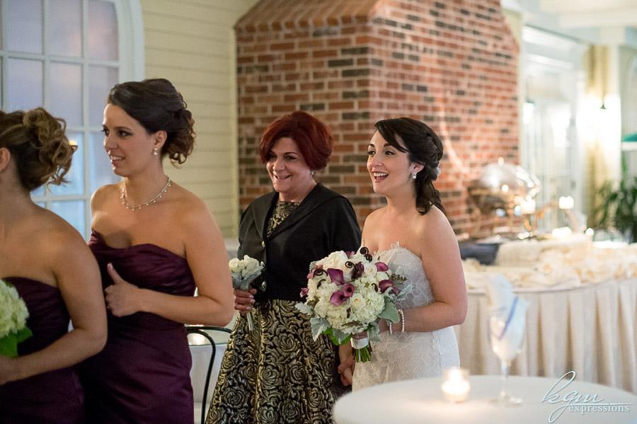 Rams Head Inn Wedding