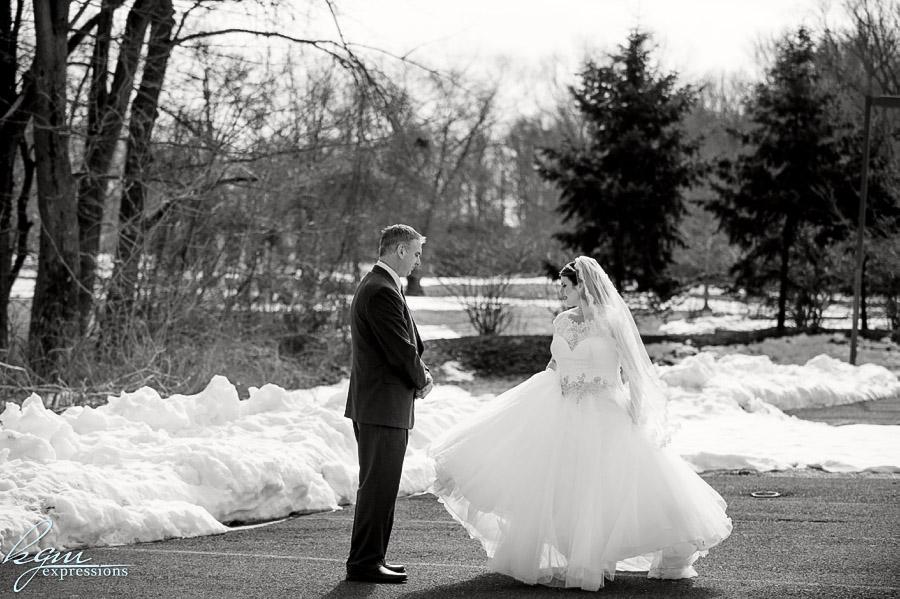 Pen Ryn Estate Wedding