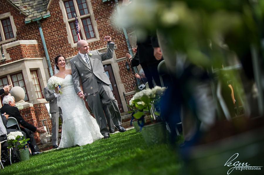 Moorestown Community House Wedding