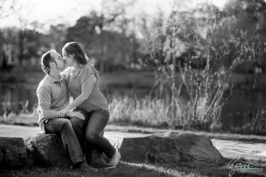 Newton Lake Park Engagement
