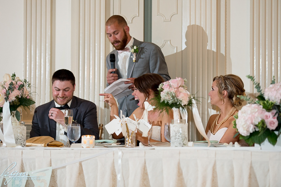 Rams Head Inn Wedding
