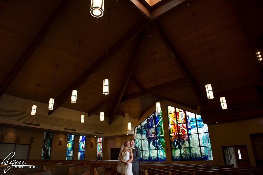 Indian Springs County Club Wedding