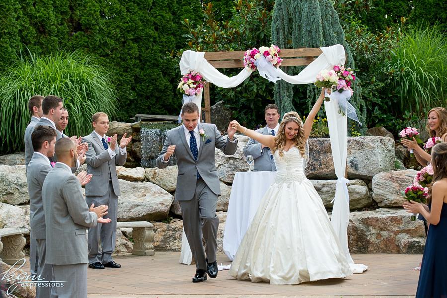 The Merion Wedding