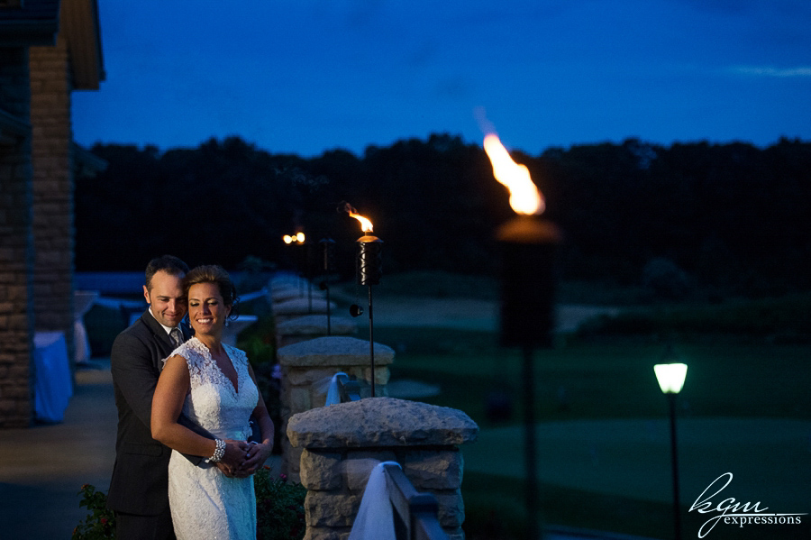 Scotland Run Golf Club Wedding