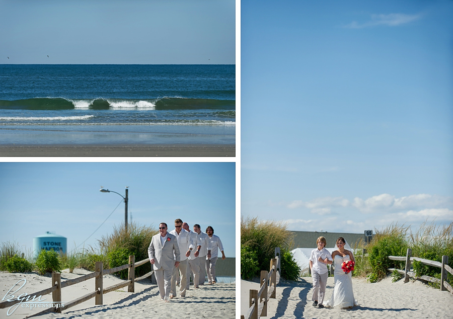 Stone Harbor Wedding