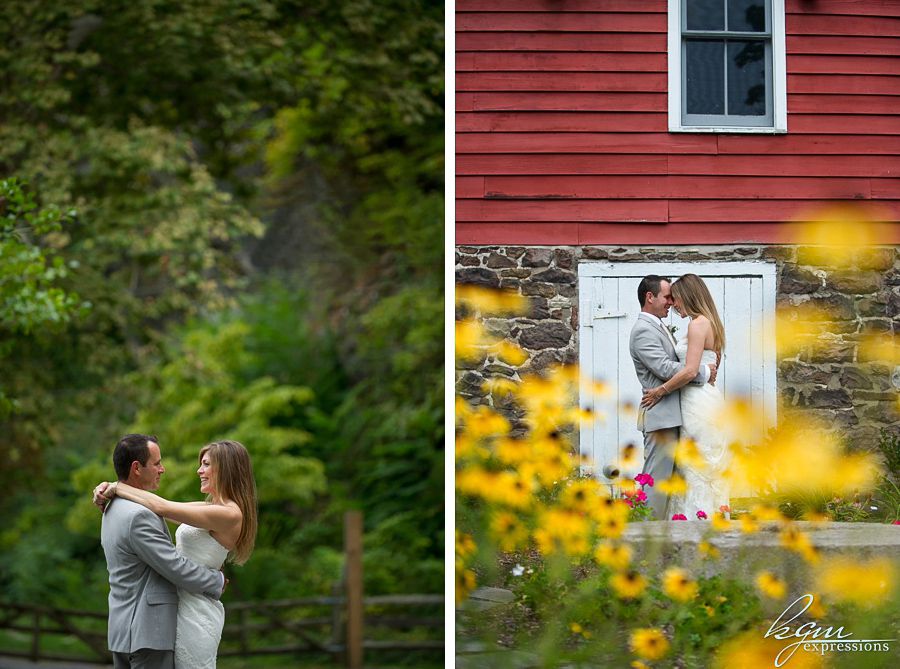 Red Mill Museum Village Wedding