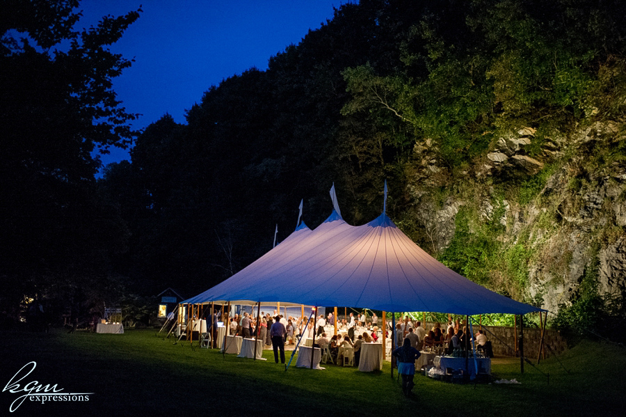 Red Mill Museum Village Wedding