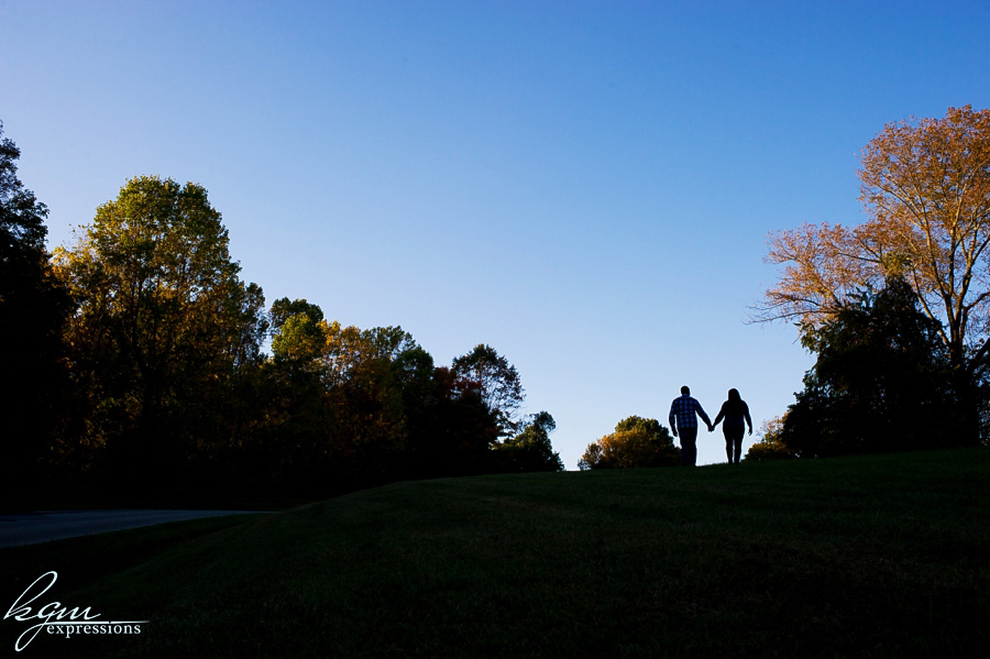 Ridley Creek State Park Engagement
