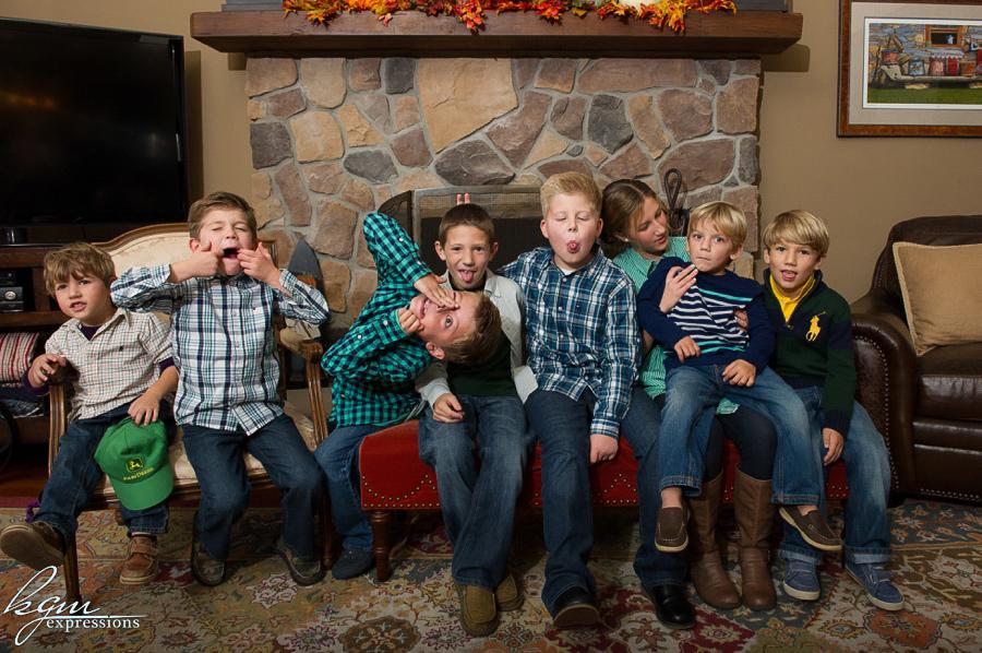 KGM Expressions Family Portrait