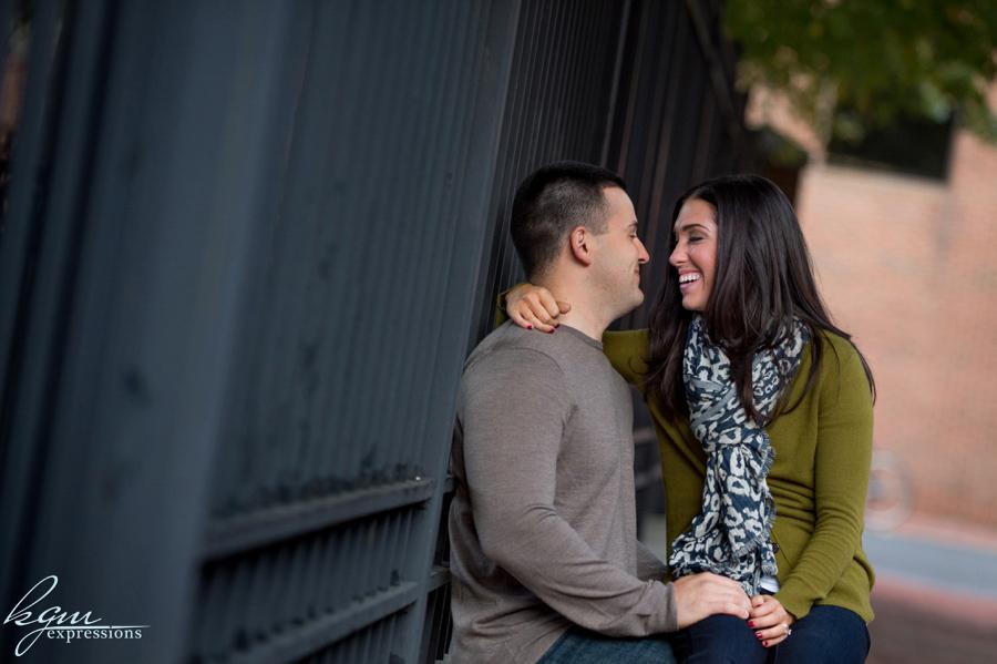 Philadelphia Engagement Photos