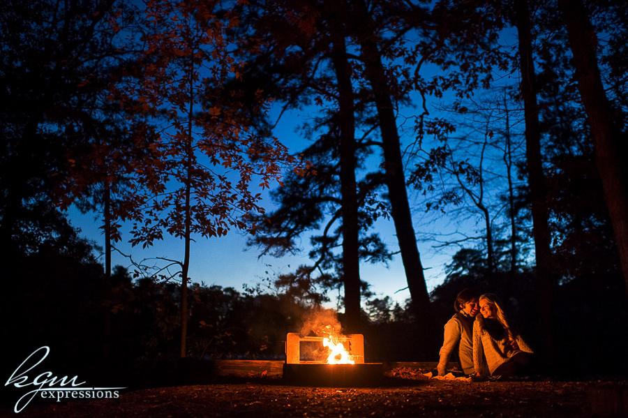 Parvins State Park Engagement