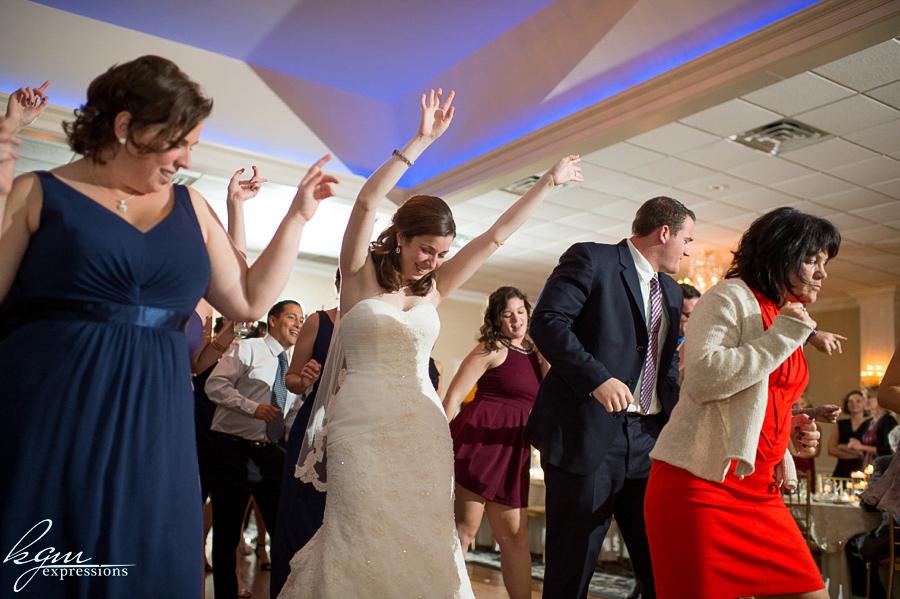 Clarks Landing Yacht Club Wedding