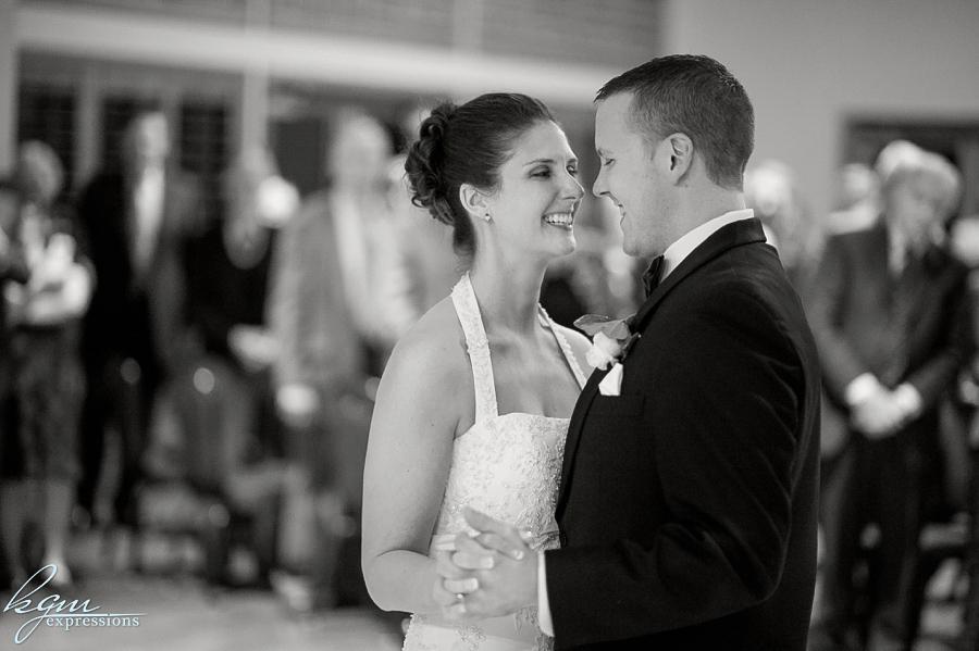 Camden County Boathouse Wedding