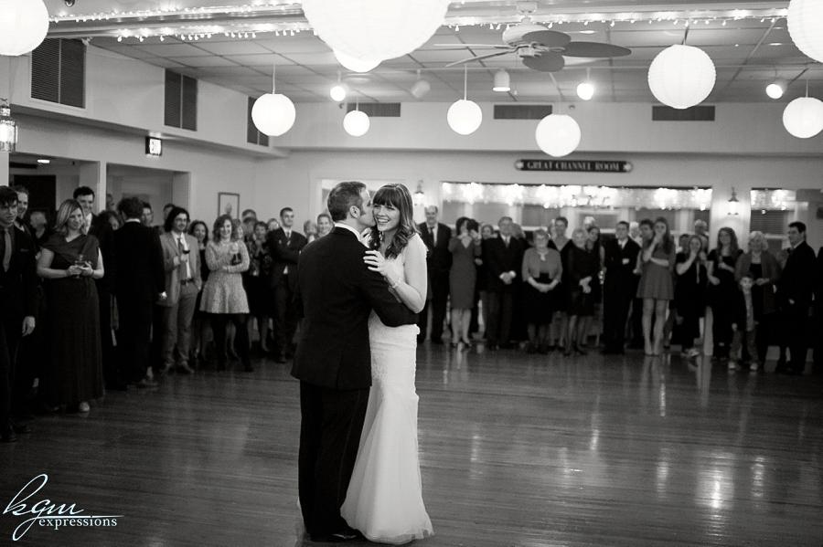 Yacht Club of Stone Harbor Wedding