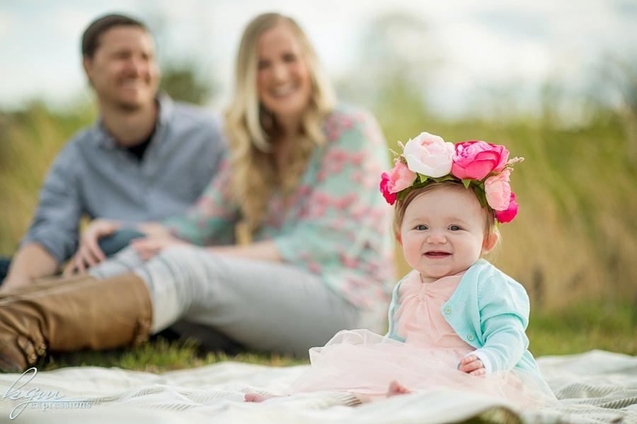 Timber Creek Park Family Photos