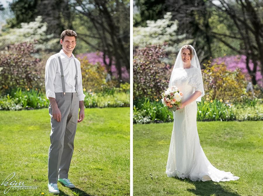Sayen House and Gardens Wedding