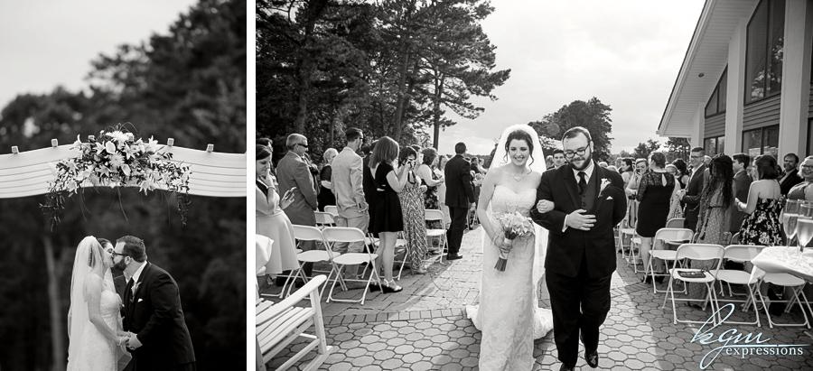 Blue Heron Pines Wedding