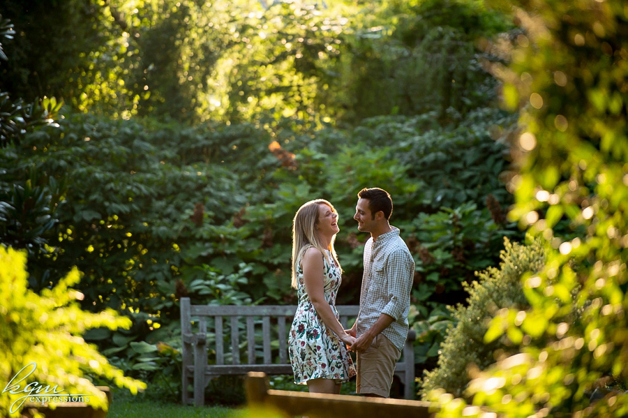 Haddonfield Engagement