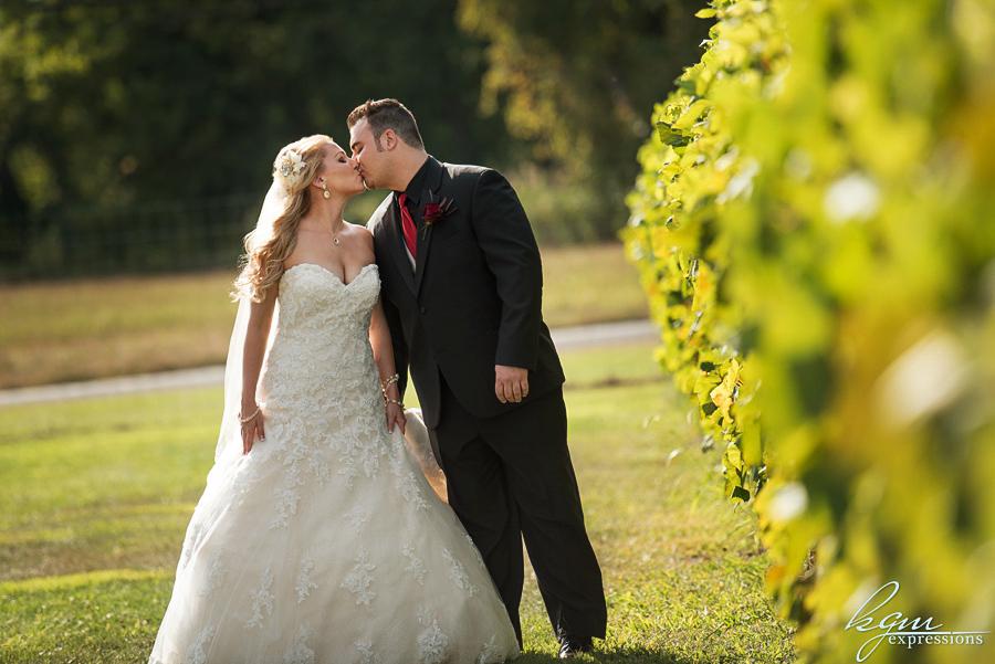 Valenzano Winery Wedding