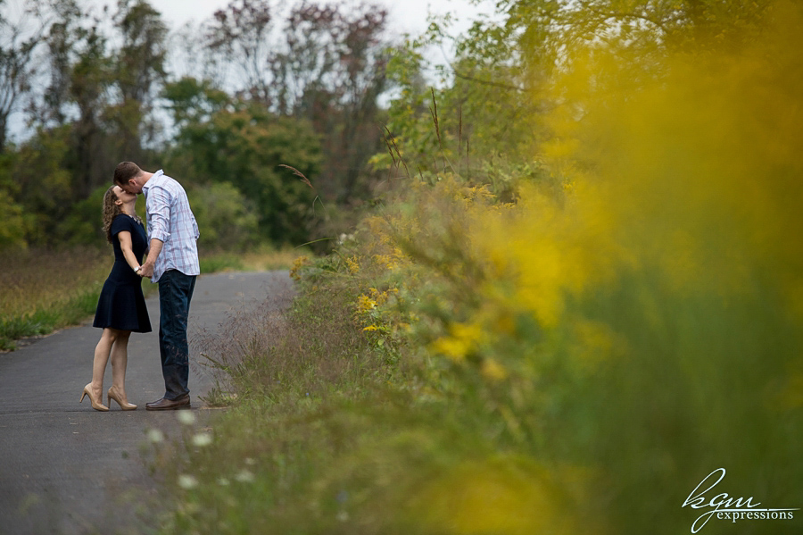 Tyler State Park Engagement Photos