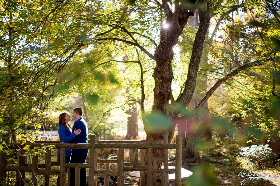 Morris Arboretum Engagement