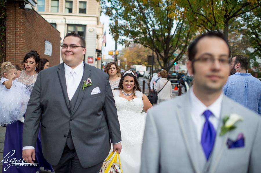 Downtown Club Wedding