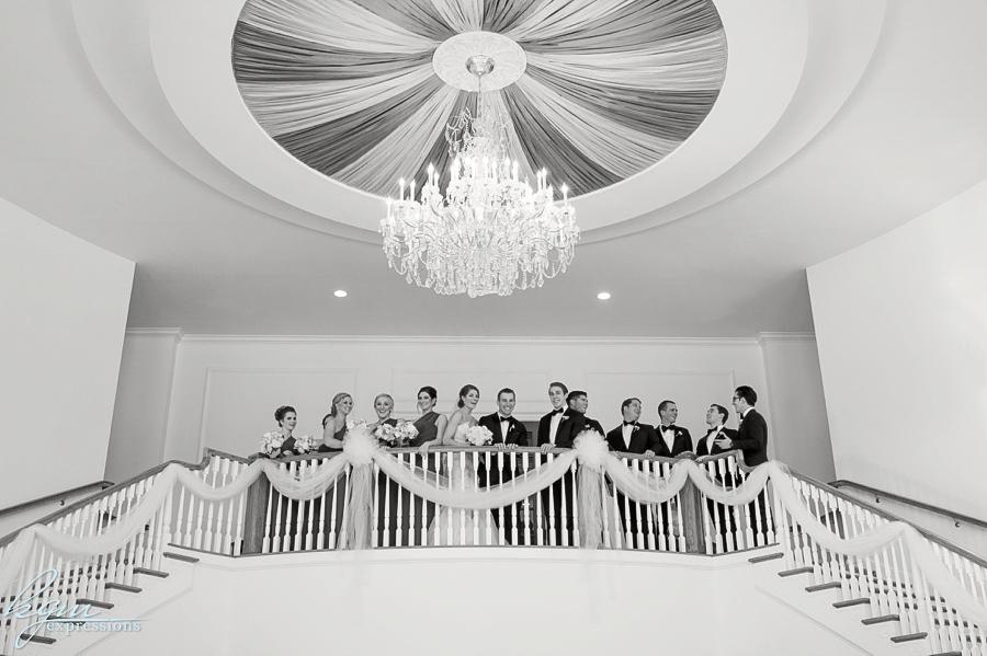 Carriage House Wedding